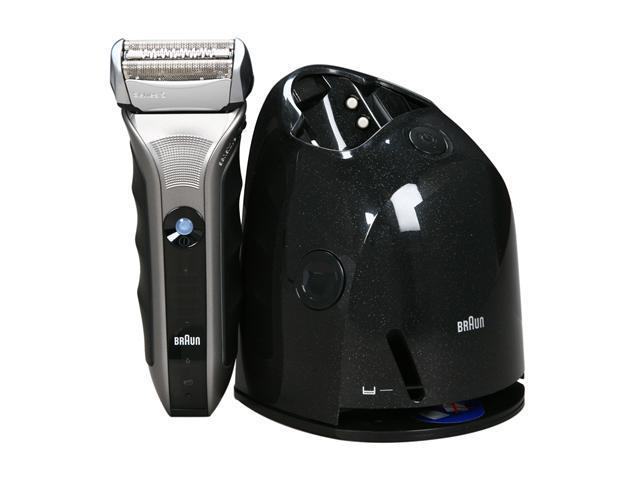 how to use braun clean and renew system