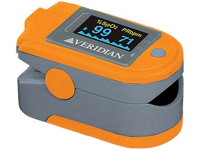 Veridian Healthcare 11-50DP Premium Pulse Ox Fit Pulse Oximeter