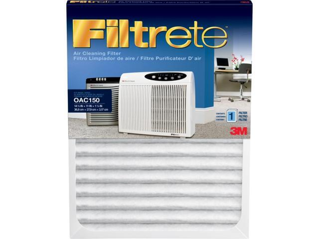 Filtrete Replacement Filter for OAC150 Office Air Cleaner
