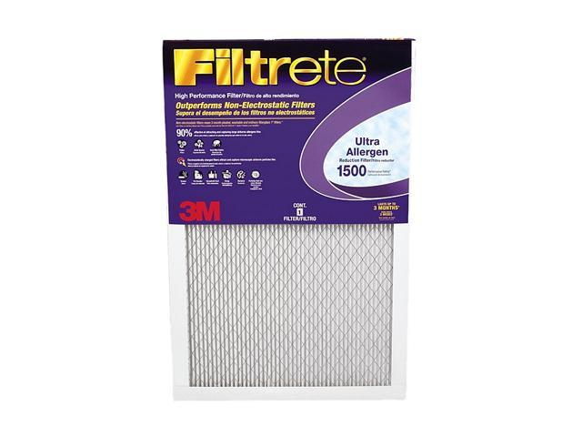 "Filtrete 2014DC-6 Ultra Allergen Reduction Filter 12"" x 36"" x 1"" (Pack of 6 Filter)"