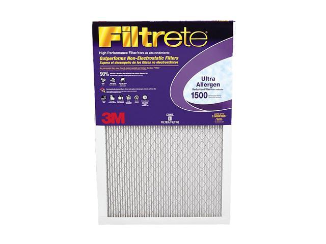 "Filtrete 2030DC-6 Ultra Allergen Reduction Filter 23.5"" x 23.5"" x 1"" (Pack of 6 Filter)"