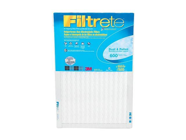 "Filtrete 9830DC-6 Dust & Pollen Reduction Filter 16"" x 20"" x 1"" (Pack of 6 Filter)"