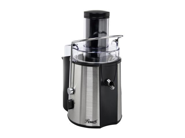 Rosewill RHAJ-12001 Stainless Steel Whole Fruit Juice Extractor