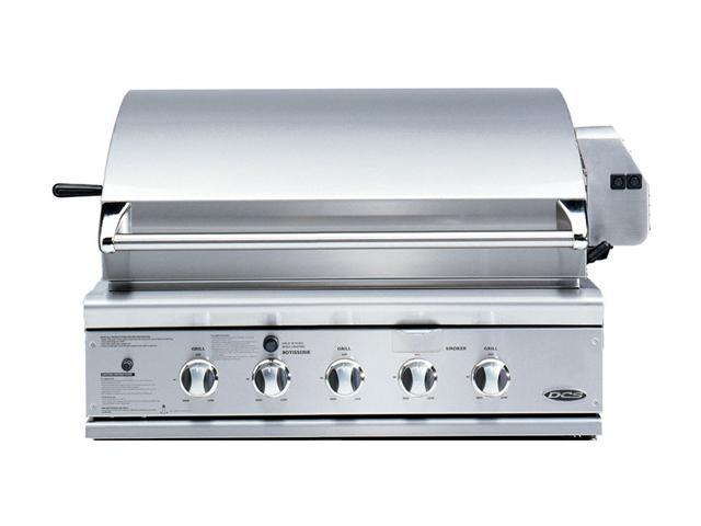 """DCS 36"""" Liquid Propane Grill BGB36-BQAR-L Stainless Steel"""
