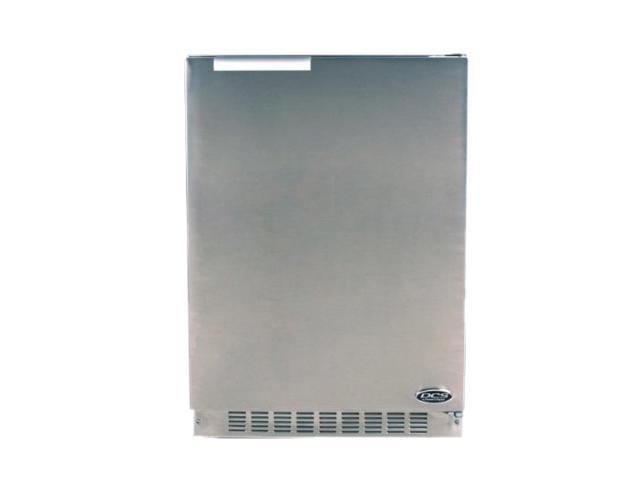 DCS 6.1 cu. ft. Compact Outdoor Refrigerator Stainless Steel RF24R