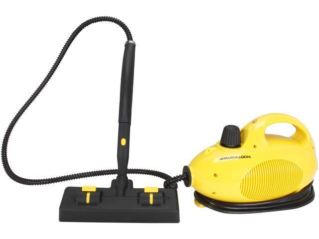 McCulloch Portable Power Steam Cleaner MC1246