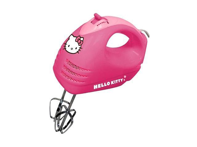Hello Kitty APP-71209 120-Watt 5-Speed Hand Mixer Pink
