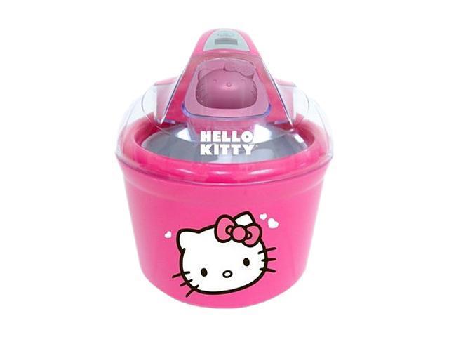 Hello Kitty APP-94209 1.5-Quart Ice Cream / Frozen Yogurt / Sorbet Maker