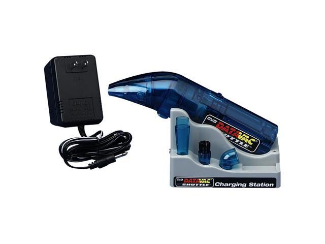 Metropolitan DVR-1 DataVac 3-in-1 Cordless Desktop Computer Cleaning System Blue
