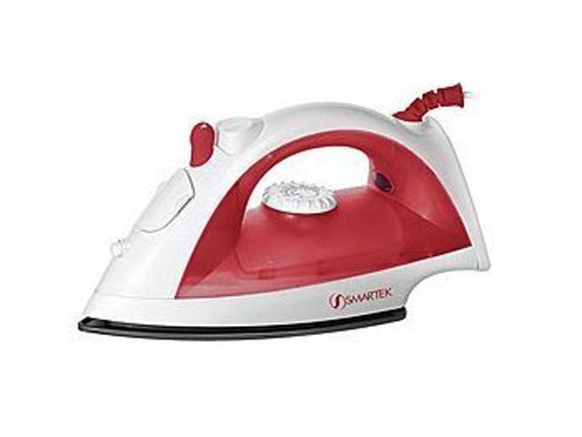 Steam Iron Red