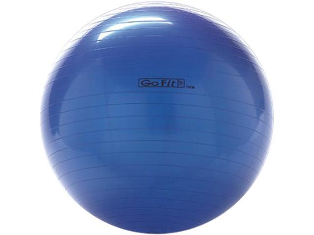 GF-75BALL Exercise Ball With Pump (75 Cm; Blue)