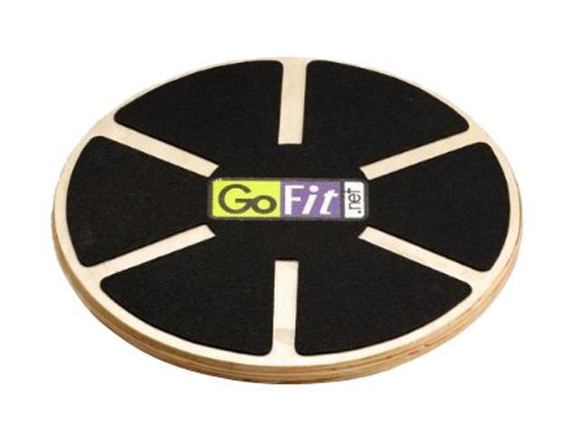GoFit GF-RWBBA Ultimate Core Wobble Board with Adjustable Base