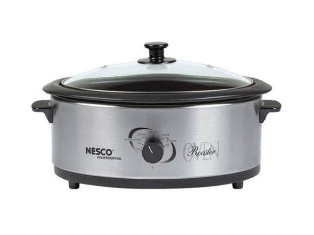 NESCO 4816-25PRG Stainless Steel