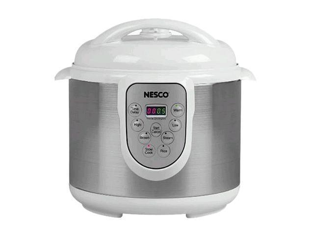 Nesco PC6-14PR Pressure Cook 6Liter
