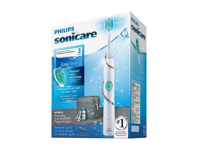 Philips Sonicare HX6511/50 Easy Clean Rechargeable Electric Toothbrush