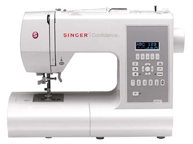 Singer Sewing Co. 7470 Confidence 225-Stitch Electric Sewing Machine