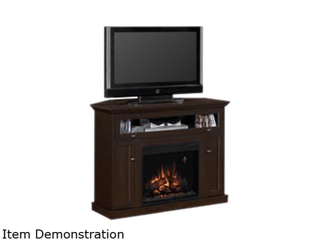 Classicflame Windsor Collection 46 Wide Advantage Electric Fireplace Oak Espresso 23de9047