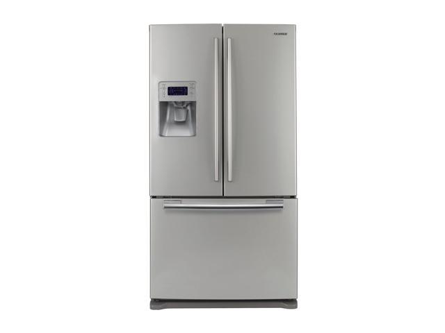 Samsung 26 cu. ft. French Door Refrigerator Stainless Steel RF267AERS