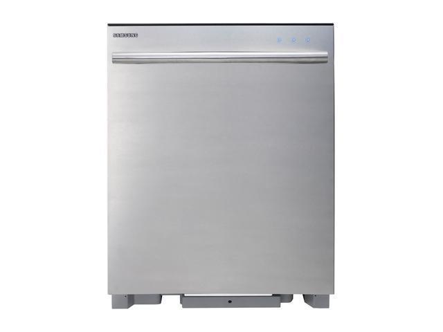 """SAMSUNG DMT400RHS 24"""" Dishwasher Stainless Steel"""