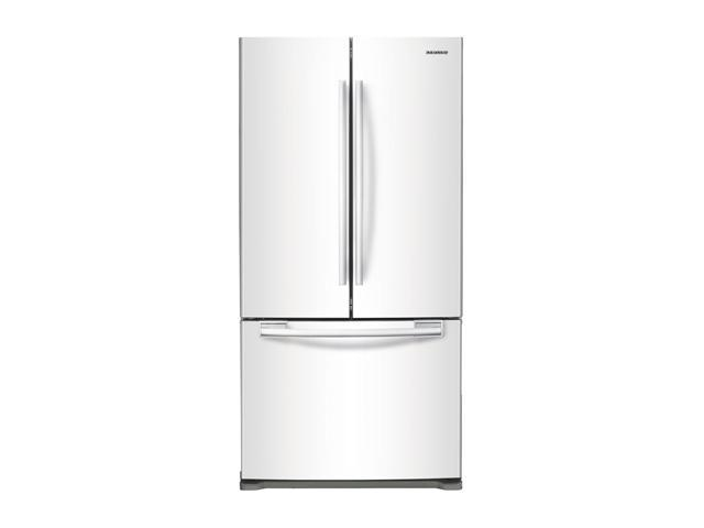 Samsung  RF197ACWP:  18  cu.  ft.  French  Door  Refrigerator