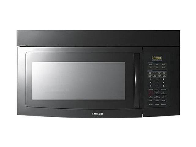Samsung SMH1713B 1.7 cu. ft. Over-The-Range Microwave, Black