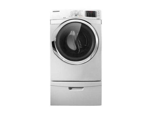 SAMSUNG DV501AEW Neat White Electric Dryer