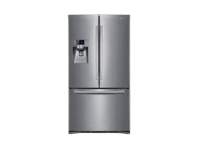 Samsung 23 cu. ft. Refrigerator Stainless Steel RFG237AARS