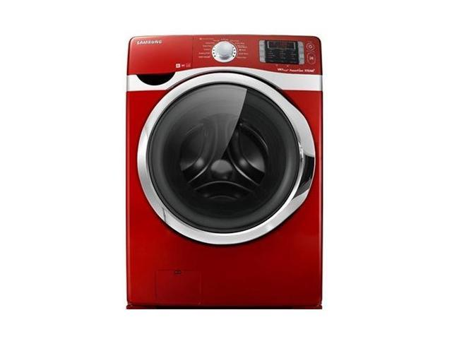 Washing Red Samsung ~ Samsung wf abr tango red washer newegg