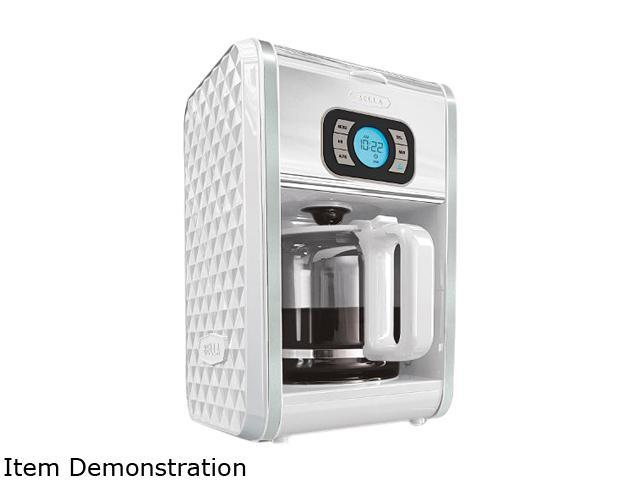 Bella Diamonds Coffee Maker K Cup : Bella 13726 Diamonds Collection 12-Cup Programmable Coffee Maker - Newegg.com