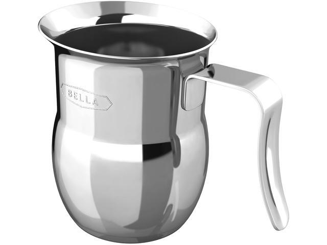 Bella 13886 Stainless Steel Frothing Pitcher is a Great Accessory for that Perfect Cup of Coffee