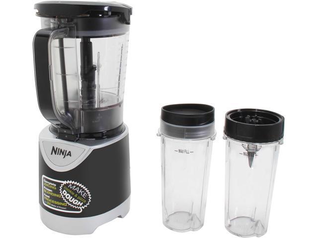 Ninja Bl201 Black Kitchen System Pulse