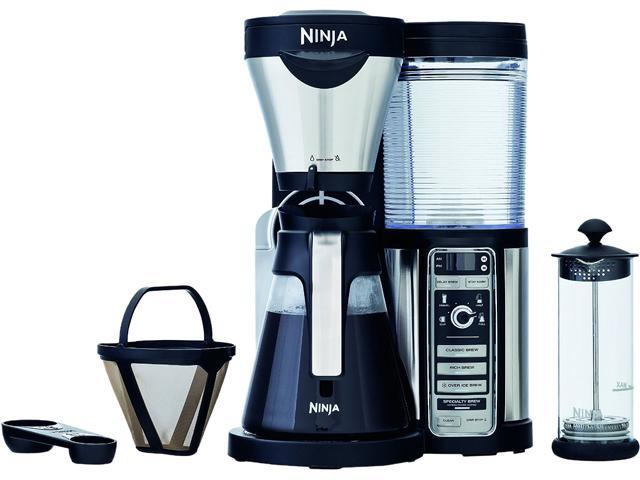 Ninja Coffee Maker Warranty : Ninja CF081 Coffee Bar Brewer with Glass Carafe and Reusable Filter - Newegg.com