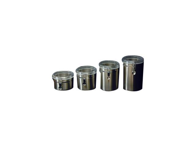 Ragalta RCA-040 4pc stainless steel canister