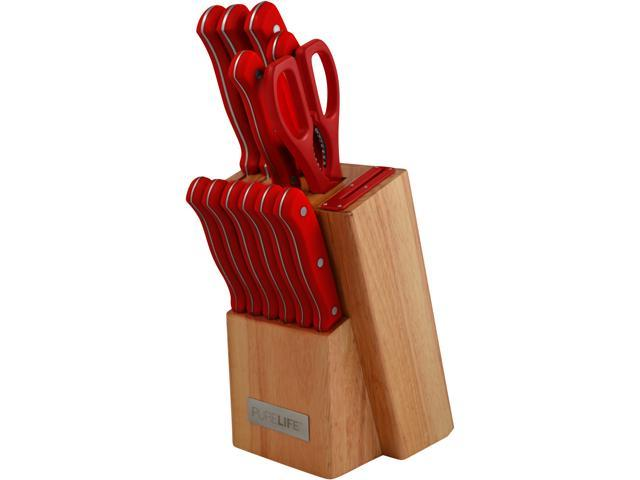 Ragalta PLKS-2111 12pc Knife Block Set