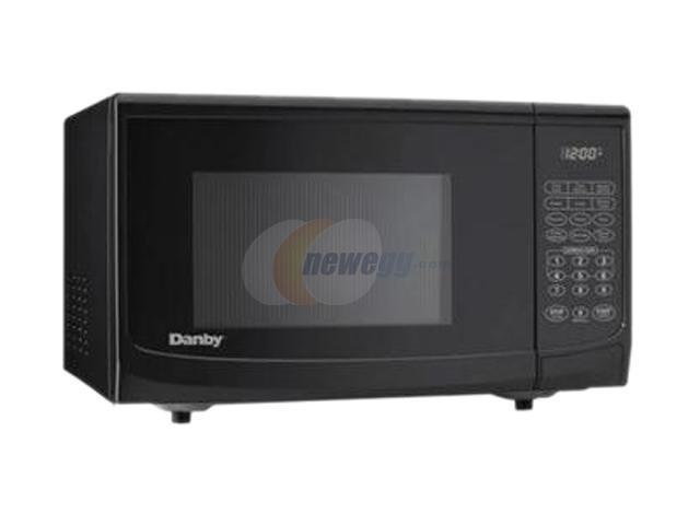Danby 1000 Watts Microwave Oven DMW111KBLDB Black