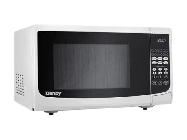 Danby 700 Watts Microwave Oven DMW7700WDB White