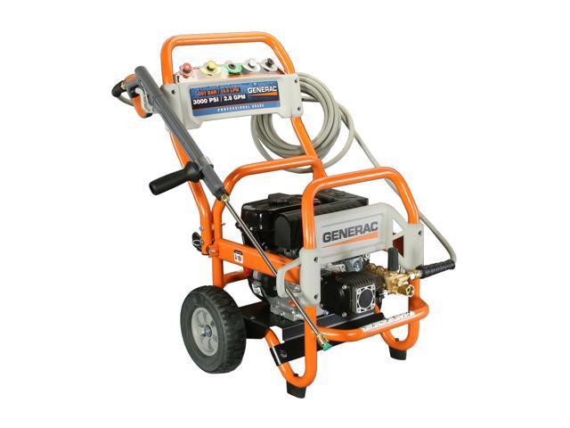 Generac 5993 3000PSI Gas Powered Pressure Washer