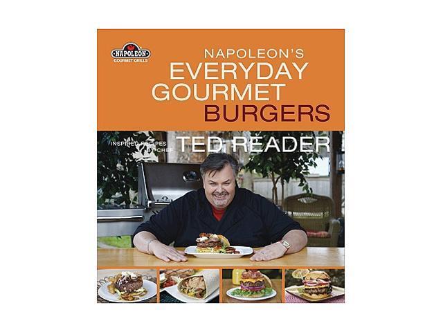 Napoleon NAPCOOK-BU Gourmet Burger Grilling Cookbook