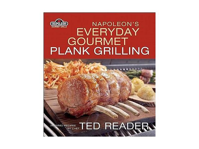 Napoleon NAPCOOK-PL Everyday Gourmet Plank Grilling Cookbook