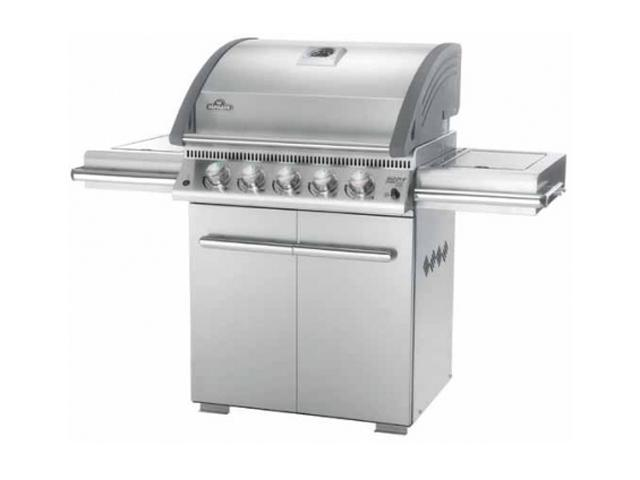 Napoleon Lifestyle Grill LP SS L485RSIBPSS Stainless Steel