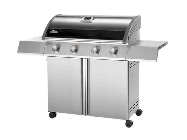 Napoleon SE Series Grill LP SS SE495PK Stainless Steel