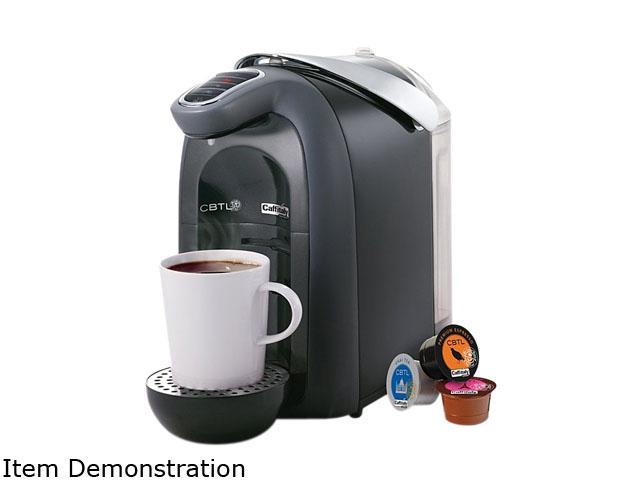 Coffee Bean & Tea Leaf Americano Black Saphire Black Americano Machine 1/per