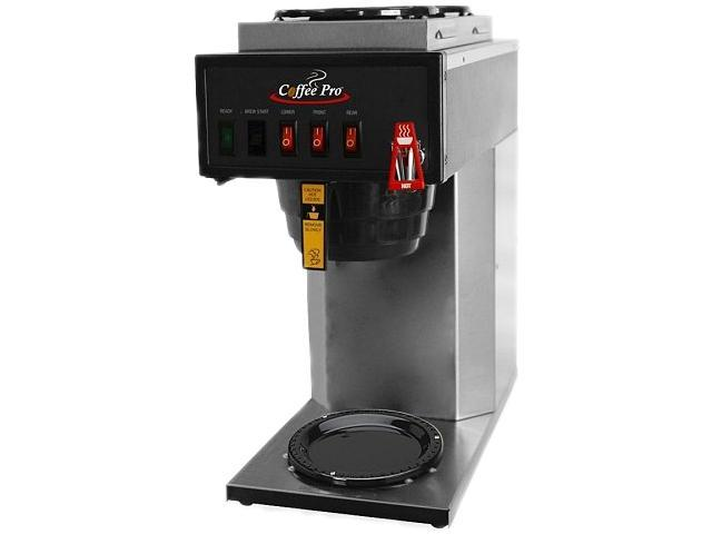 Coffee Pro CP3AF Stainless steel High-Capacity Institutional Plumbed-In Brewer