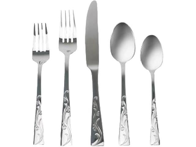 Anchor Hocking Alyssia 20-Piece Flatware Set