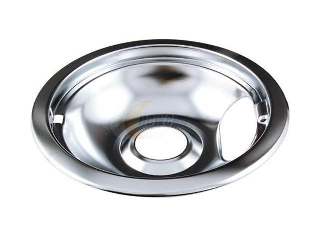 Range Kleen Chrome Bowls/Red Label - 6