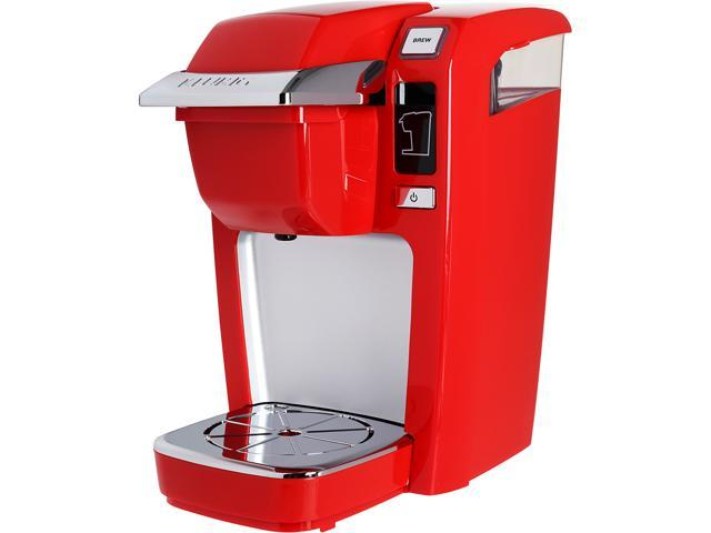 Keurig K15 Coffee Maker, Chili Red