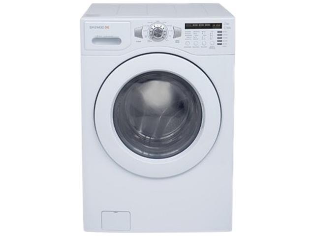 Daewoo DWDWD3011WW White Front-Loading Washer