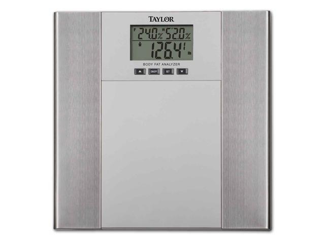 TAYLOR 5568-4102BL Biggest Loser Body Composition Scale