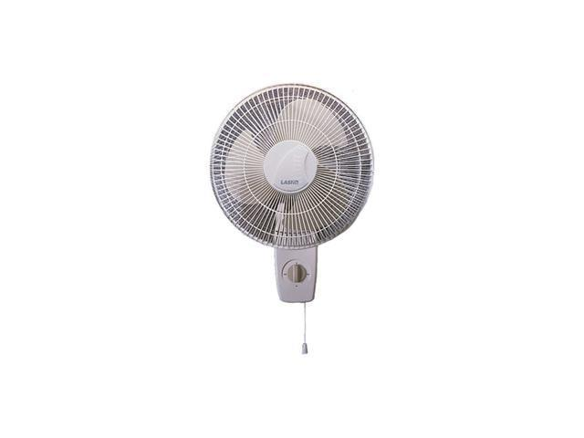 "LASKO 3016 16"" Oscillating Wall-Mount Fan"