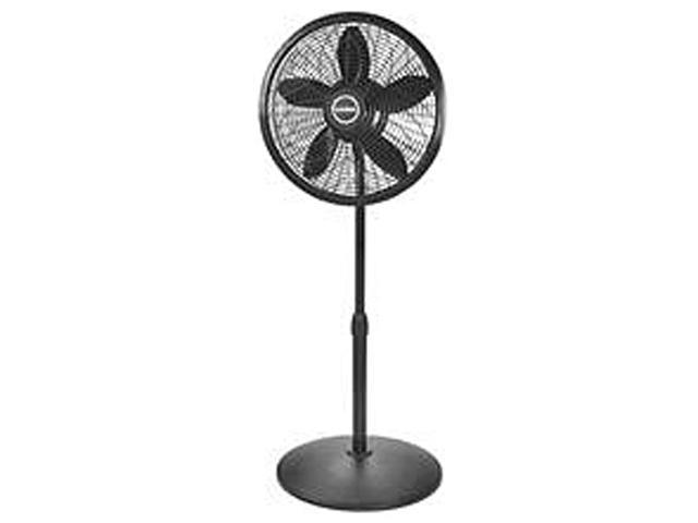 LASKO PRODUCTS 1827 18 PEDESTAL FAN  BLACK